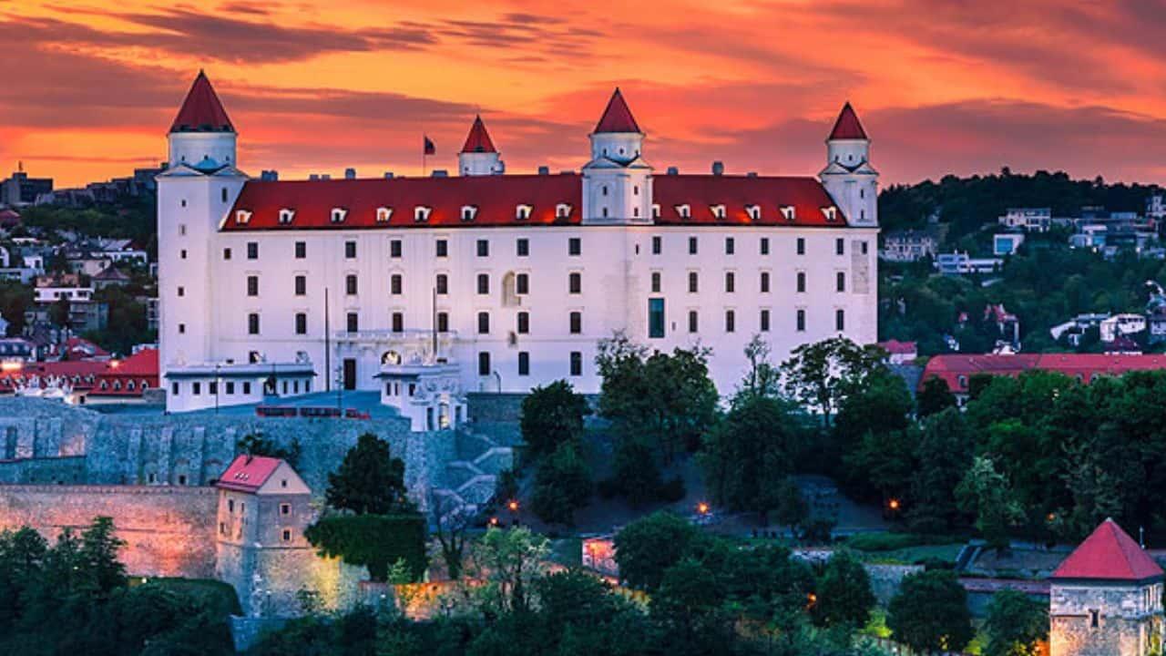 Come arrivare a Bratislava