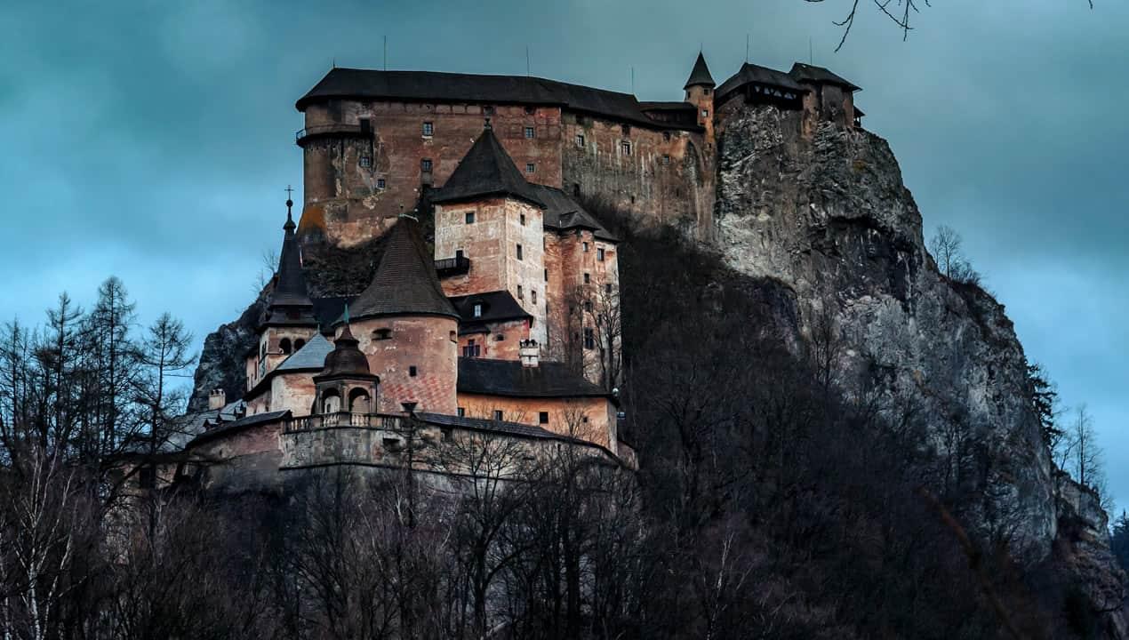 castello-di-orava-slovacchia