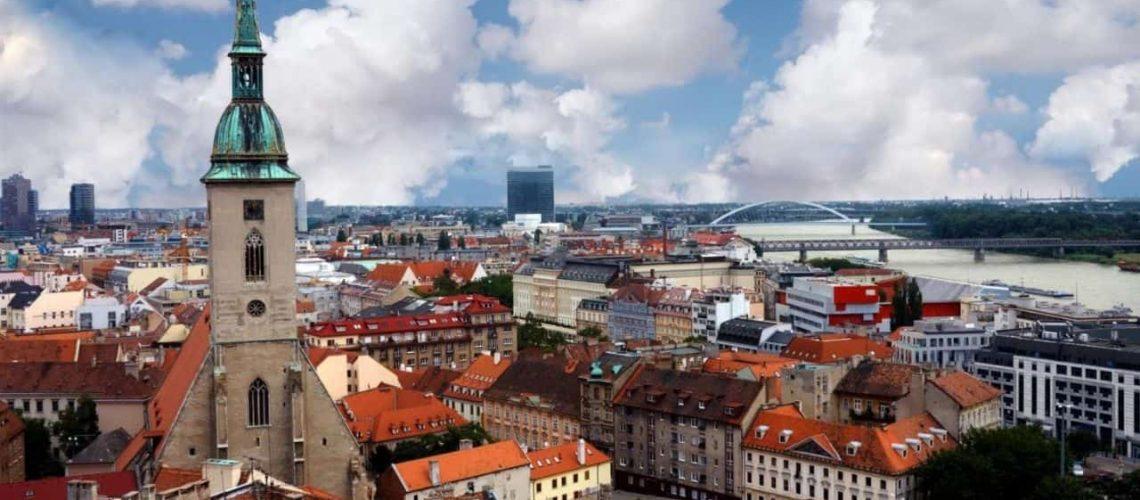 Dove dormire a Bratislava