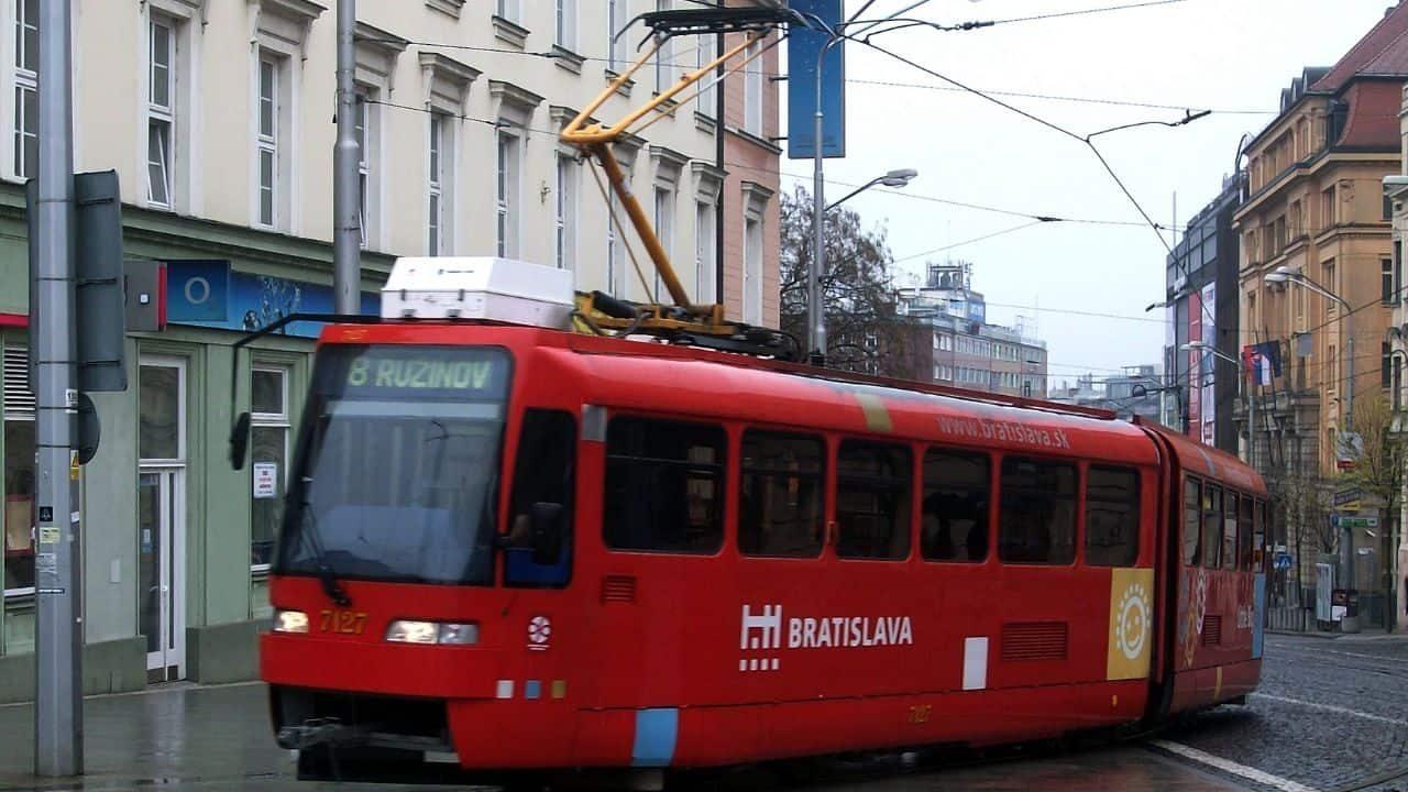 Trasporti Bratislava