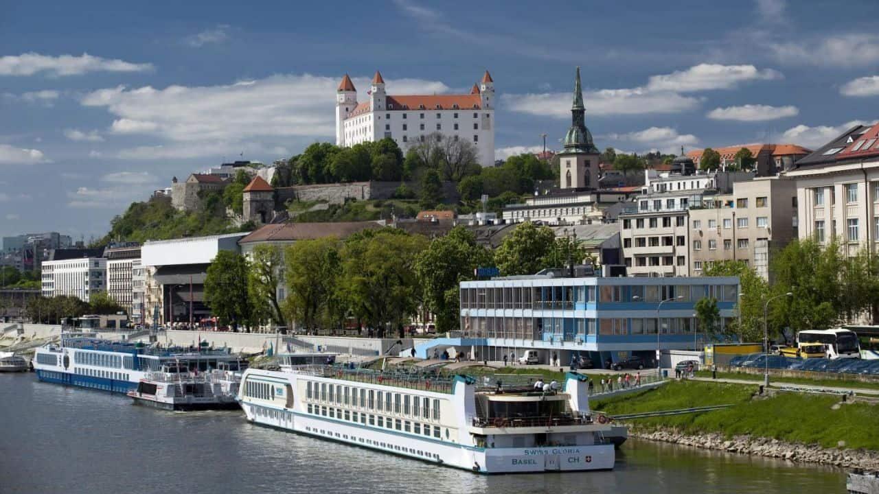 Visita guidata Bratislava