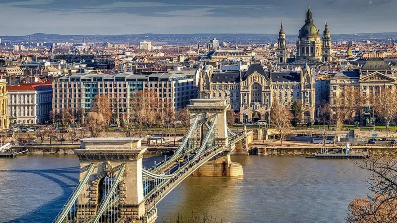 Da Bratislava a Budapest