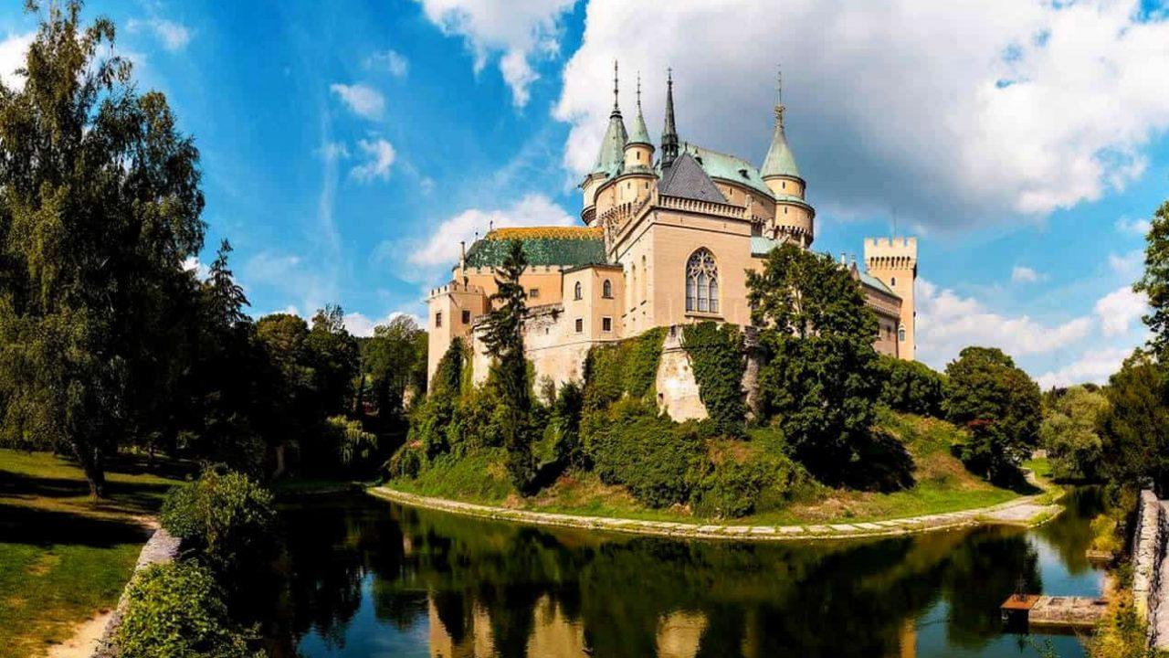 castello-bojnice